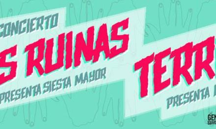 Las Ruinas (y Terrier) presentan este viernes en Madrid su nuevo álbum