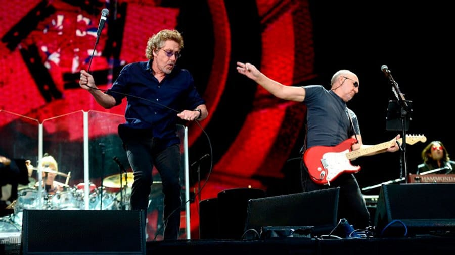 the who mad cool