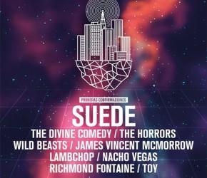 Suede, The Horrors… primeros confirmados del BIME 2016