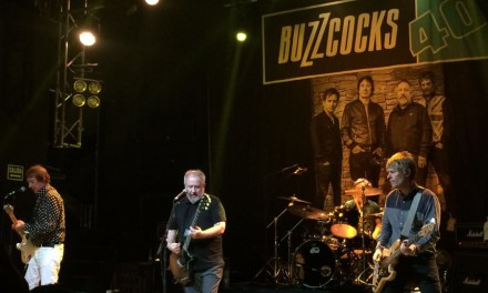 Crónica: Buzzcocks en Madrid (Sound Isidro 2016)