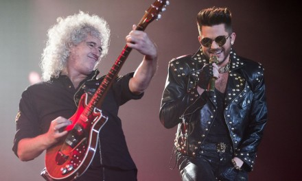 Así suena Queen con Adam Lambert en lugar de Freddie Mercury