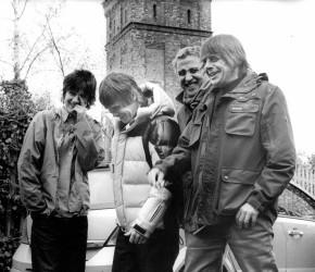 Así suena lo nuevo de The Stone Roses tras dos décadas de espera