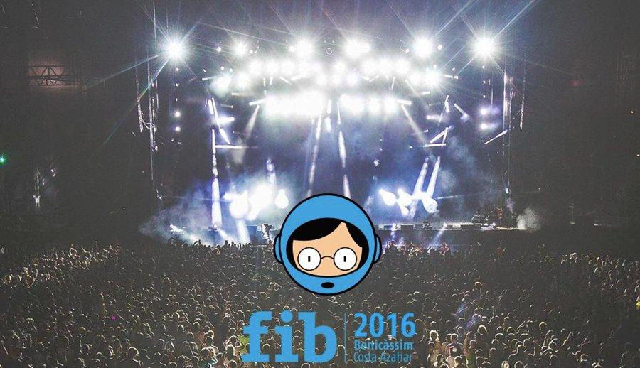FIB 2016 SORTEO