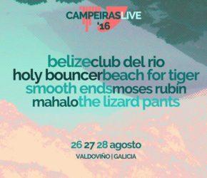 Campeiras Live 2016 anuncia sus primeros confrmados