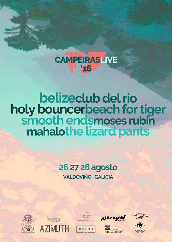 campeiras live 2016