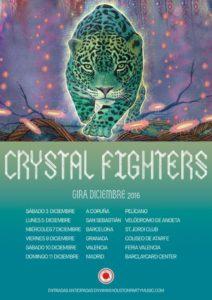 crystal fighters España 2016