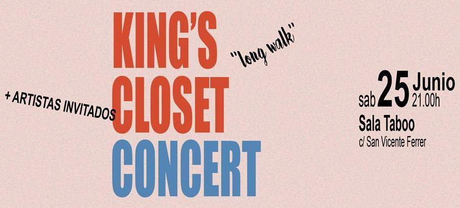 kings closet 2016