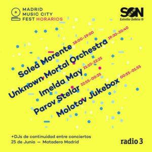 madrid music city 2016