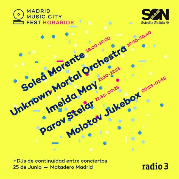 madrid music city 2016