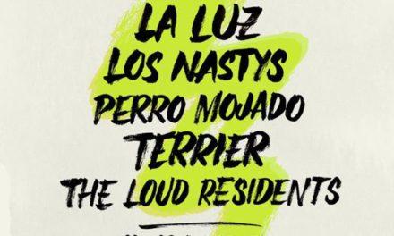 Cuenta atrás para el On Chain Fest 2016: Thee Oh Sees, La Luz, Los Nastys…
