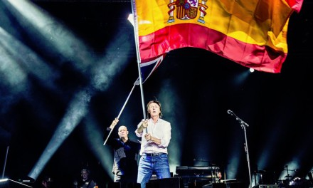 Crónica: Y los Beatles (Paul McCartney) visitaron Madrid