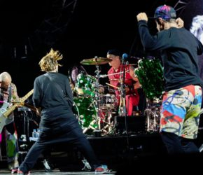 Concierto completo de Red Hot Chili Peppers en Rock Am Ring 2016