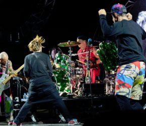 Concierto completo de Red Hot Chili Peppers en Rock Am Ring 2016