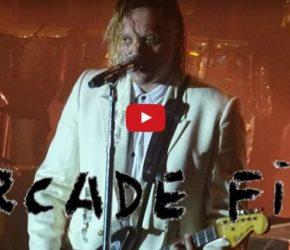 Concierto completo y setlist de Arcade Fire en Barcelona
