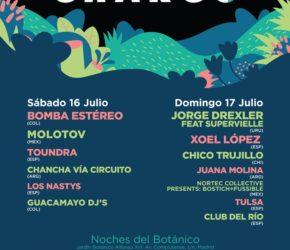 Festival Charco, dos días con la mejor música iberoamericana en Madrid