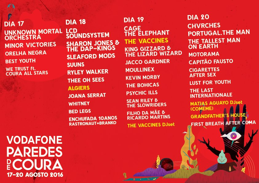 paredes de coura 2016 cartel