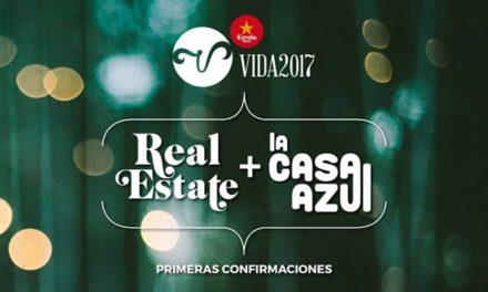 La Casa Azul y Real Estate, primeros pasos del Vida Festival 2017