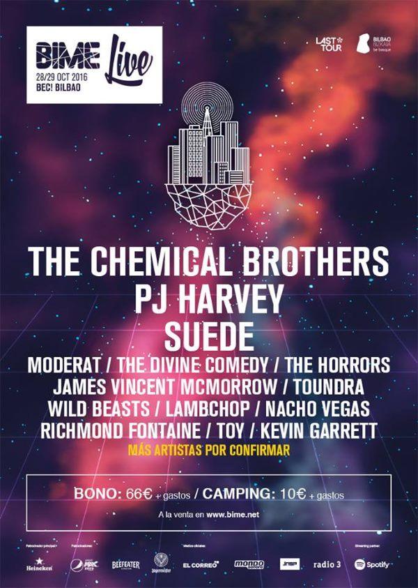 bime live 2016 cartel