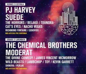 BIME Live 2016 revela cartel por días y anuncia nuevos grupos