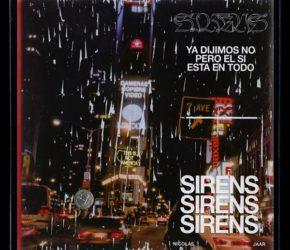 Ya en streaming Sirens, el nuevo álbum de Nicolas Jaar