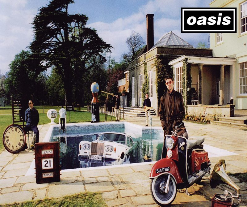 "Oasis comparten la demo de ""Stand By Me"""