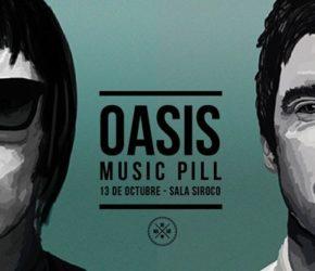 Una celebración por Oasis este jueves en Siroco