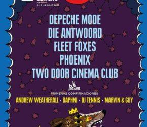 """Fleet Foxes presentan nuevo single, """"Third of May / Ōdaigahara"""""""