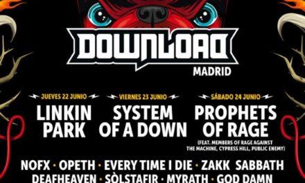 Download Festival 2017 Madrid: cartel, confirmaciones, entradas…