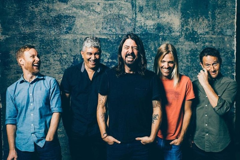 Foo Fighters, (casi) confirmados para el Mad Cool 2017