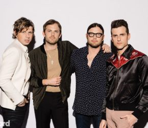 Kings Of Leon, terceros confirmados del Mad Cool 2017