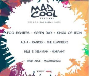 Mad Cool Festival 2017: The Lumineers, Warpaint y más confirmaciones