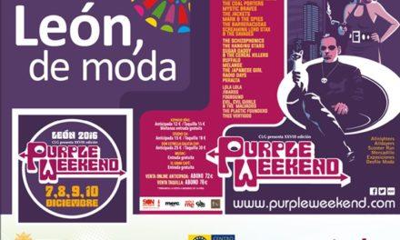 Purple Weekend 2016: Todo lo que debes saber y recomendaciones