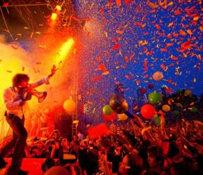 The Flaming Lips, a la cabeza del Vida Festival 2017