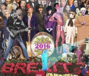 Esta imagen reúne a todas las leyendas que nos dejaron en 2016