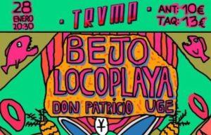 bejo-locoplaya-ochoymedio-2017