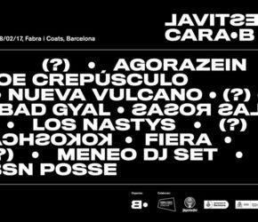 El Festival Cara·B 2017 anuncia sus primeras confirmaciones: Agorazein, Joe Crepúsculo, Los Nastys…
