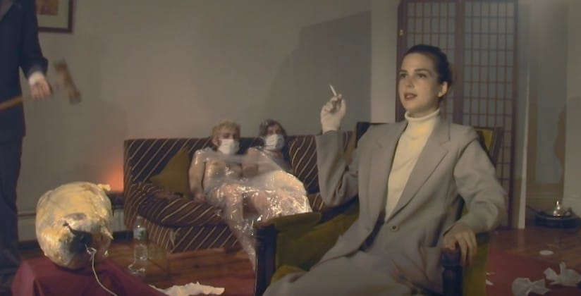 """VÍDEO: La Femme - """"Mycose"""""""