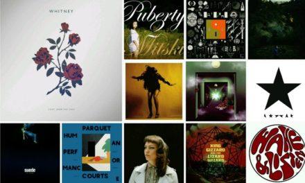 Los 21 mejores discos internacionales de 2016