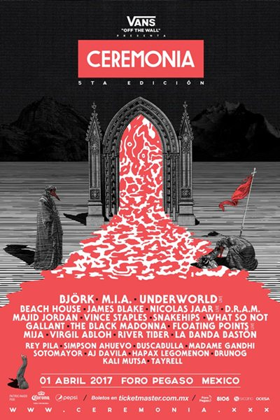 ceremonia 2017 cartel