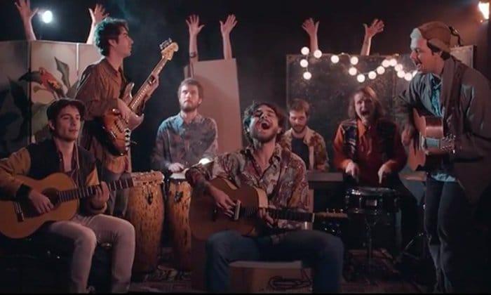 """Club del Río estrenan vídeo, """"Estampida"""", y anuncian conciertos en España"""