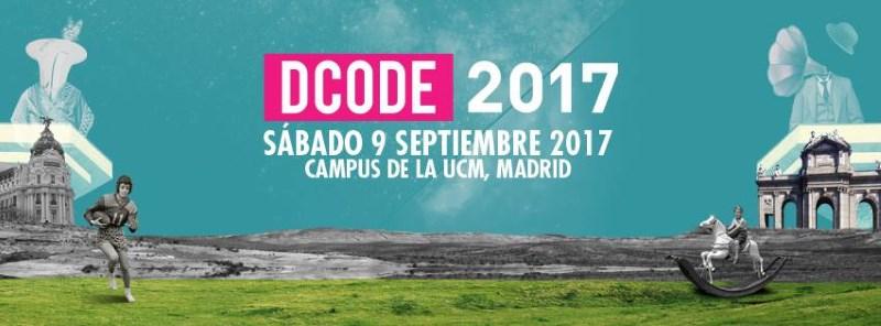 DCODE 2017: primeros confirmados