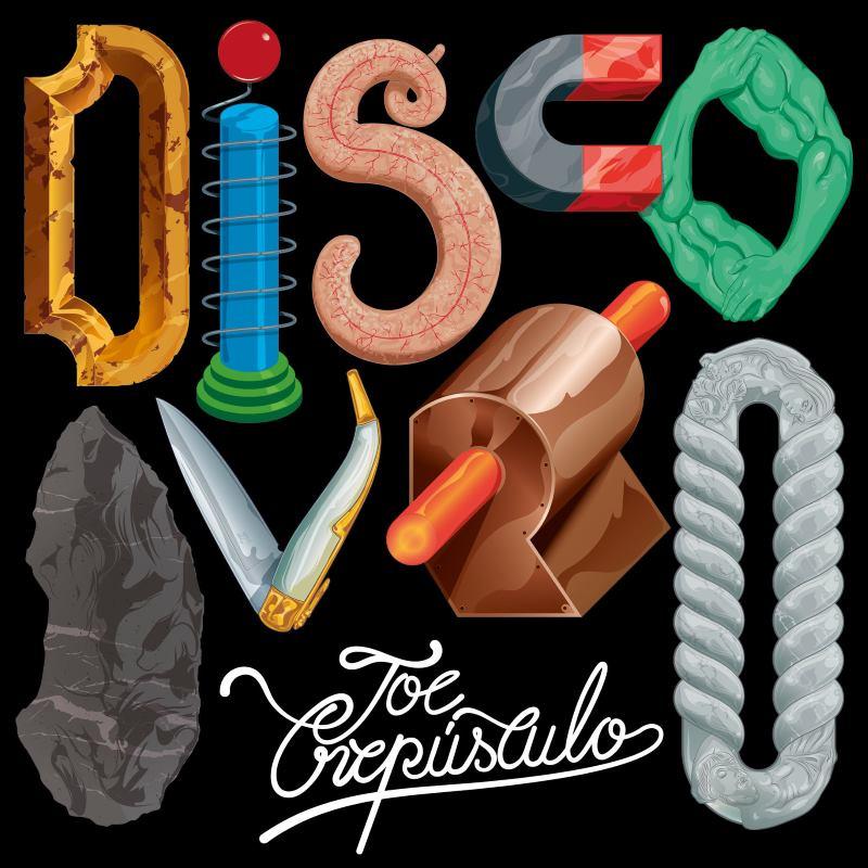 Joe Crepúsculo presenta Disco duro en Madrid