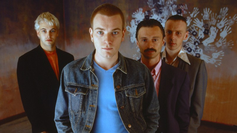 Estas 15 canciones forman la banda sonora de T2: Trainspotting