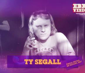 Ty Segall actuará en el Ebrovisión 2017
