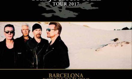 U2 anuncia concierto en Barcelona el 18 de julio