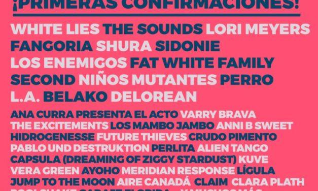 WAM Murcia 2017: Primeras confirmaciones