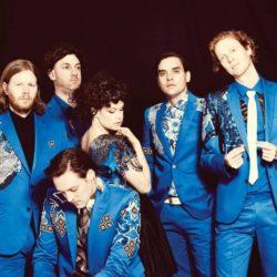 Este es el setlist del primer concierto de Arcade Fire en 2017