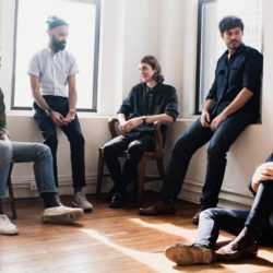 "Fleet Foxes presentan nuevo single, ""Third of May / Ōdaigahara"""