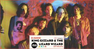 king gizzard lizard wizard madrid 2017
