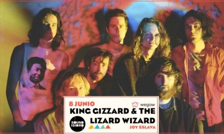 Sound Isidro 2017: King Gizzard & The Lizard Wizard, Toundra y más